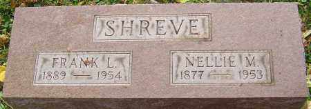SHREVE, NELLIE M - Franklin County, Ohio | NELLIE M SHREVE - Ohio Gravestone Photos