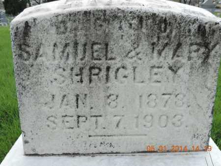 SHRIGLEY, AGNES L - Franklin County, Ohio   AGNES L SHRIGLEY - Ohio Gravestone Photos