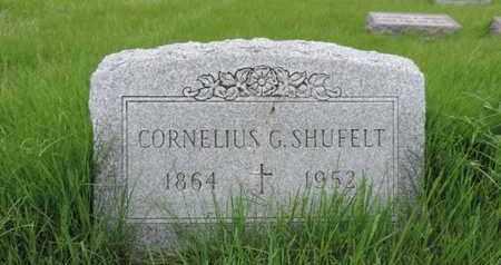 SHUFELT, CORNELIUS G - Franklin County, Ohio | CORNELIUS G SHUFELT - Ohio Gravestone Photos