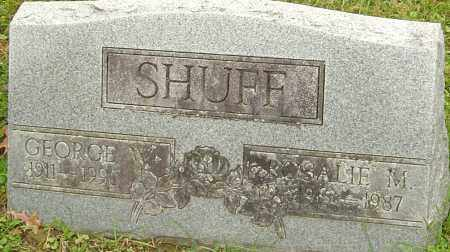 SHUFF, ROSALIE - Franklin County, Ohio | ROSALIE SHUFF - Ohio Gravestone Photos