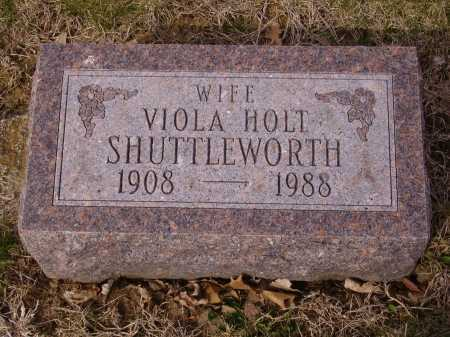 SHUTTLEWORTH, VIOLA - Franklin County, Ohio | VIOLA SHUTTLEWORTH - Ohio Gravestone Photos