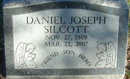 SILCOTT, DANIEL JOSEPH - Franklin County, Ohio | DANIEL JOSEPH SILCOTT - Ohio Gravestone Photos
