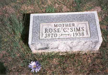 SIMS, ROSE CATHERINE - Franklin County, Ohio | ROSE CATHERINE SIMS - Ohio Gravestone Photos