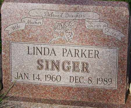 SINGER, LINDA - Franklin County, Ohio | LINDA SINGER - Ohio Gravestone Photos