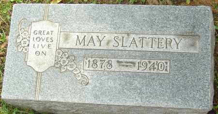 SLATTERY, MAY - Franklin County, Ohio | MAY SLATTERY - Ohio Gravestone Photos