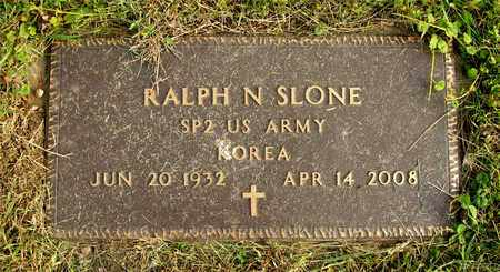 SLONE, RALPH N. - Franklin County, Ohio | RALPH N. SLONE - Ohio Gravestone Photos