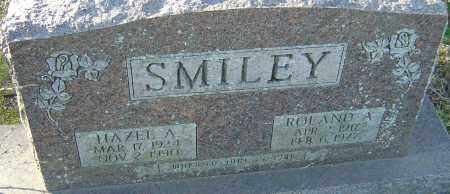 ALLEN SMILEY, HAZEL - Franklin County, Ohio | HAZEL ALLEN SMILEY - Ohio Gravestone Photos