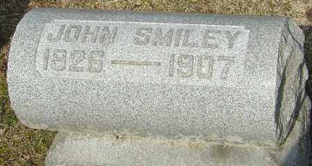 SMILEY, JOHN - Franklin County, Ohio | JOHN SMILEY - Ohio Gravestone Photos