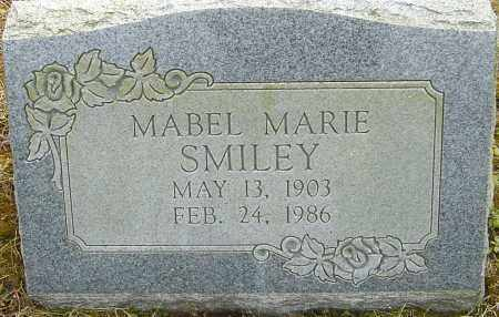 SMILEY, MABEL MARIE - Franklin County, Ohio | MABEL MARIE SMILEY - Ohio Gravestone Photos