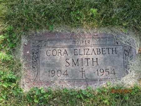 SMITH, CORA ELIZABETH - Franklin County, Ohio | CORA ELIZABETH SMITH - Ohio Gravestone Photos