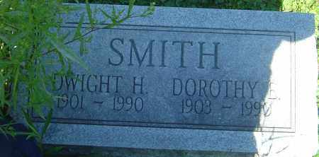 SMITH, DOROTHY E - Franklin County, Ohio | DOROTHY E SMITH - Ohio Gravestone Photos