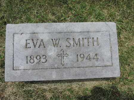 SMITH, EVA W. - Franklin County, Ohio | EVA W. SMITH - Ohio Gravestone Photos