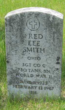 SMITH, FRED LEE - Franklin County, Ohio | FRED LEE SMITH - Ohio Gravestone Photos