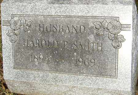 SMITH, HAROLD P - Franklin County, Ohio | HAROLD P SMITH - Ohio Gravestone Photos