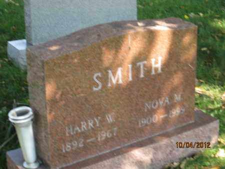 SMITH, HARRY W - Franklin County, Ohio | HARRY W SMITH - Ohio Gravestone Photos