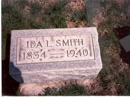 SMITH, IDA L. - Franklin County, Ohio | IDA L. SMITH - Ohio Gravestone Photos