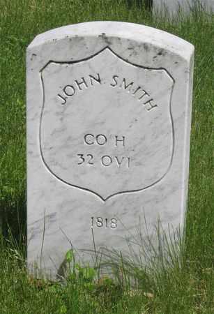 SMITH, JOHN - Franklin County, Ohio | JOHN SMITH - Ohio Gravestone Photos