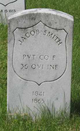 SMITH, JACOB - Franklin County, Ohio | JACOB SMITH - Ohio Gravestone Photos