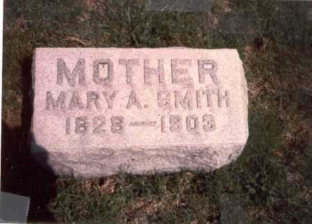 SMITH, MARY ANN - Franklin County, Ohio | MARY ANN SMITH - Ohio Gravestone Photos