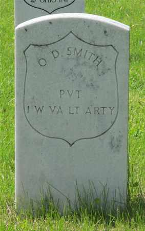 SMITH, O.D. - Franklin County, Ohio | O.D. SMITH - Ohio Gravestone Photos