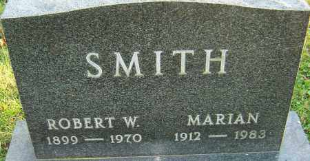 SMITH, MARION - Franklin County, Ohio | MARION SMITH - Ohio Gravestone Photos