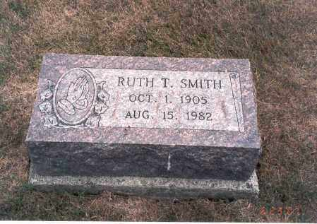SMITH, RUTH T. - Franklin County, Ohio | RUTH T. SMITH - Ohio Gravestone Photos