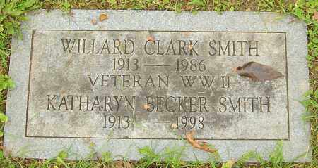 SMITH, WILLARD - Franklin County, Ohio | WILLARD SMITH - Ohio Gravestone Photos