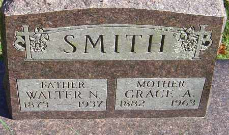 SMITH, WALTER N - Franklin County, Ohio | WALTER N SMITH - Ohio Gravestone Photos