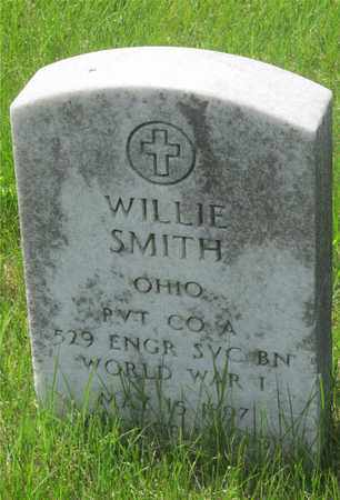 SMITH, WILLIE - Franklin County, Ohio | WILLIE SMITH - Ohio Gravestone Photos
