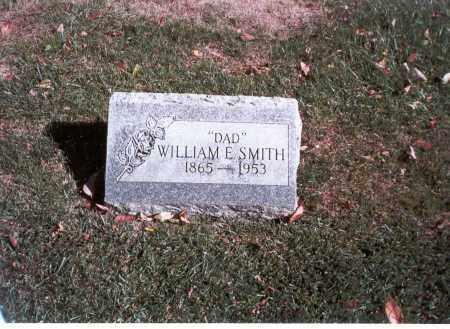 SMITH, WILLIAM E. - Franklin County, Ohio | WILLIAM E. SMITH - Ohio Gravestone Photos