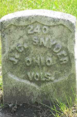 SNYDER, J.G. - Franklin County, Ohio | J.G. SNYDER - Ohio Gravestone Photos