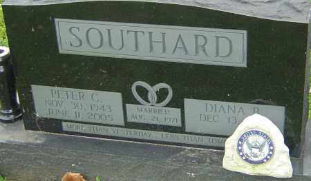 SOUTHARD, PETER - Franklin County, Ohio | PETER SOUTHARD - Ohio Gravestone Photos