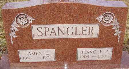 SPANGLER, JAMES E - Franklin County, Ohio | JAMES E SPANGLER - Ohio Gravestone Photos