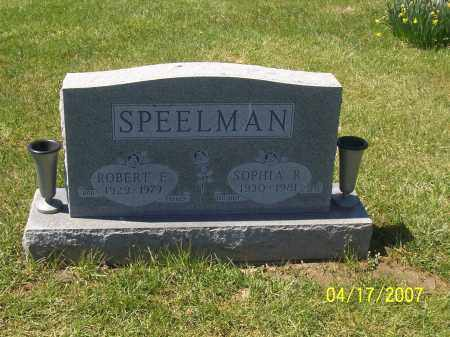 SPEELMAN, ROBERT - Franklin County, Ohio | ROBERT SPEELMAN - Ohio Gravestone Photos