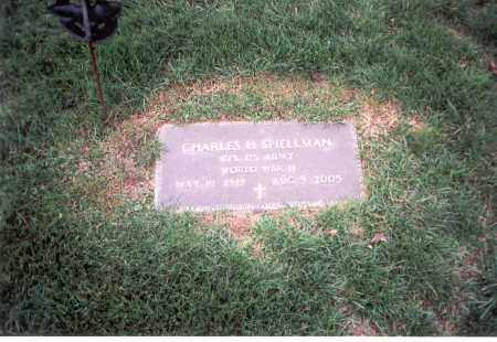 SPIELLMAN, CHARLES H. - Franklin County, Ohio | CHARLES H. SPIELLMAN - Ohio Gravestone Photos