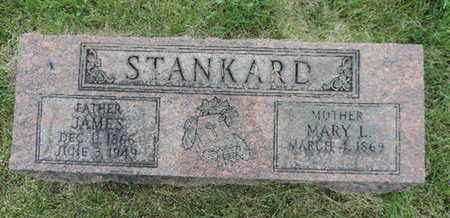 STANKARD, JAMES - Franklin County, Ohio | JAMES STANKARD - Ohio Gravestone Photos