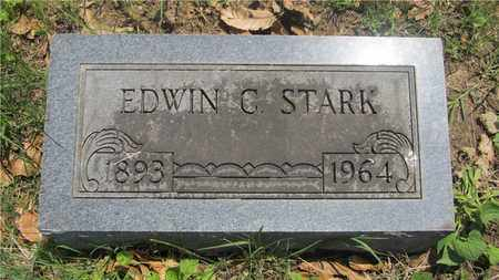 STARK, EDWIN C. - Franklin County, Ohio | EDWIN C. STARK - Ohio Gravestone Photos