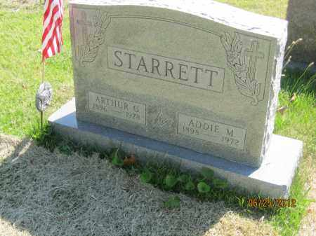 STARRETT, ADDIE MAE - Franklin County, Ohio | ADDIE MAE STARRETT - Ohio Gravestone Photos