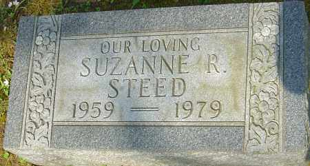 STEED, SUZANNE R - Franklin County, Ohio | SUZANNE R STEED - Ohio Gravestone Photos