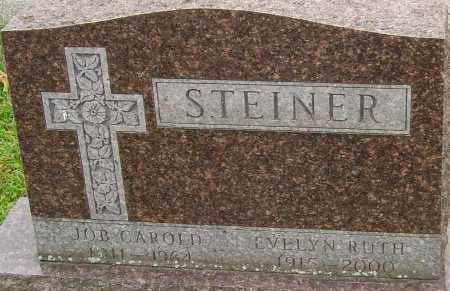 STEINER, JOB - Franklin County, Ohio | JOB STEINER - Ohio Gravestone Photos
