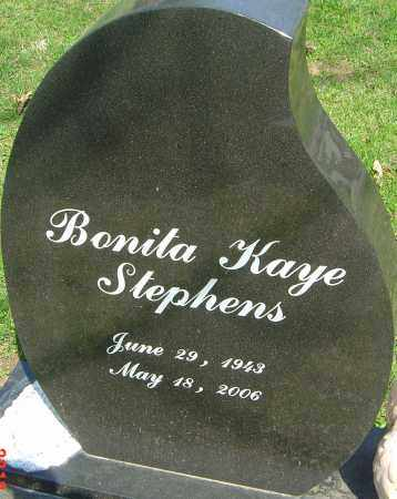 BAKER STEPHENS, BONITA KAYE - Franklin County, Ohio | BONITA KAYE BAKER STEPHENS - Ohio Gravestone Photos