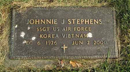 STEPHENS, JOHNNIE J. - Franklin County, Ohio | JOHNNIE J. STEPHENS - Ohio Gravestone Photos