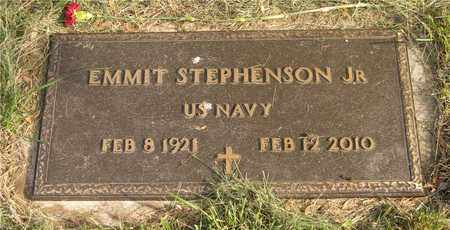 STEPHENSON, EMMIT - Franklin County, Ohio | EMMIT STEPHENSON - Ohio Gravestone Photos