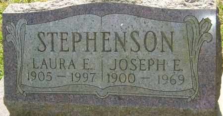STEPHENSON, JOSEPH E - Franklin County, Ohio | JOSEPH E STEPHENSON - Ohio Gravestone Photos