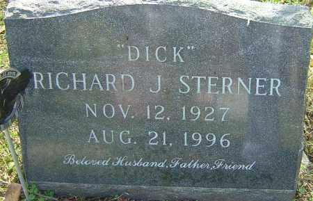 STERNER, RICHARD - Franklin County, Ohio   RICHARD STERNER - Ohio Gravestone Photos