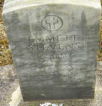 STEVENS, EMMETT - Franklin County, Ohio | EMMETT STEVENS - Ohio Gravestone Photos