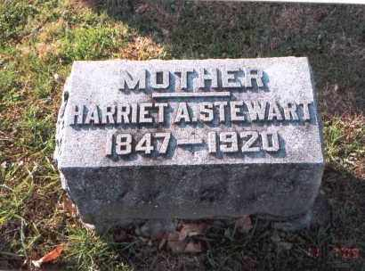 STEWART, HARRIET A. - Franklin County, Ohio | HARRIET A. STEWART - Ohio Gravestone Photos