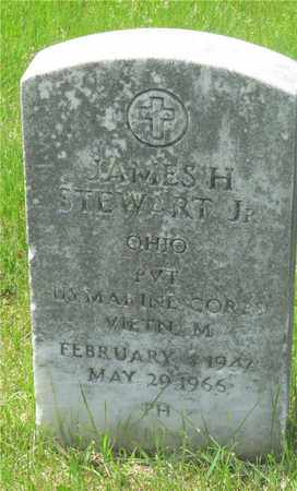 STEWART, JAMES H. - Franklin County, Ohio | JAMES H. STEWART - Ohio Gravestone Photos