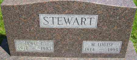 STEWART, MARGARET LOUISE - Franklin County, Ohio | MARGARET LOUISE STEWART - Ohio Gravestone Photos