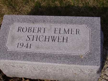 STICHWEH, ROBERT ELMER - Franklin County, Ohio | ROBERT ELMER STICHWEH - Ohio Gravestone Photos